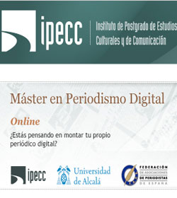 Master Periodismo Digital